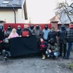 Активісти завадили держвиконавцям виселити  родину з однорічною дитиною