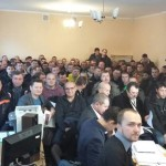94 шахтаря судять за вимогу підвищення зарплатні