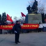 В Криму заарештували анархістів та лівих, які планували акцію проти виборів