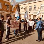 Працівників «Арселору» підтримали українські митці та європейські активісти