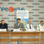 Небезпечні умови праці кранівників обговорили у Львові