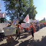 «Годі годувати наглядові ради», – залізничний протест
