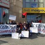 Кранівники в Польщі все частіше кажуть «strajk!»