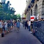 Protest against SBU4